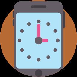 Как добавить виджет часов на главный экран моего Oppo A11x?