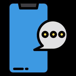 Как изменить цвет сообщений на Oppo A5?