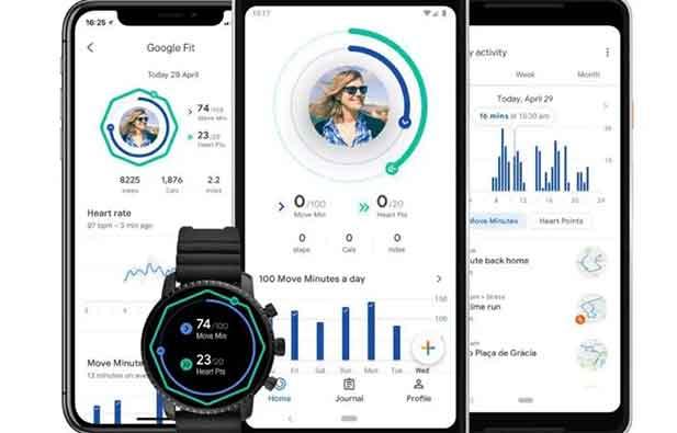 Google Fit: что это такое, как работает и как его настроить