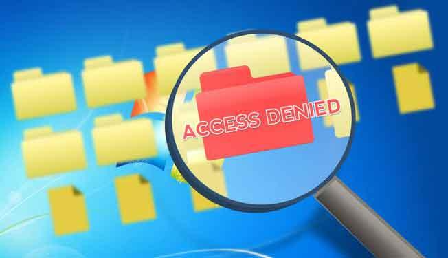 13 способов исправить ошибку папки «Доступ запрещен» в Windows