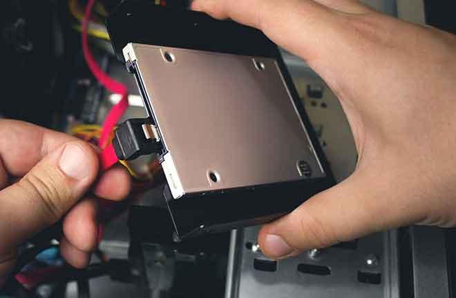 Как обновить прошивку SSD —