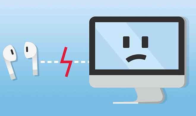 7 решений, когда AirPods не подключаются к Mac