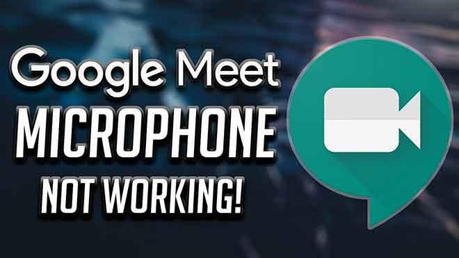 7 решений, когда звук в Google Meet не работает
