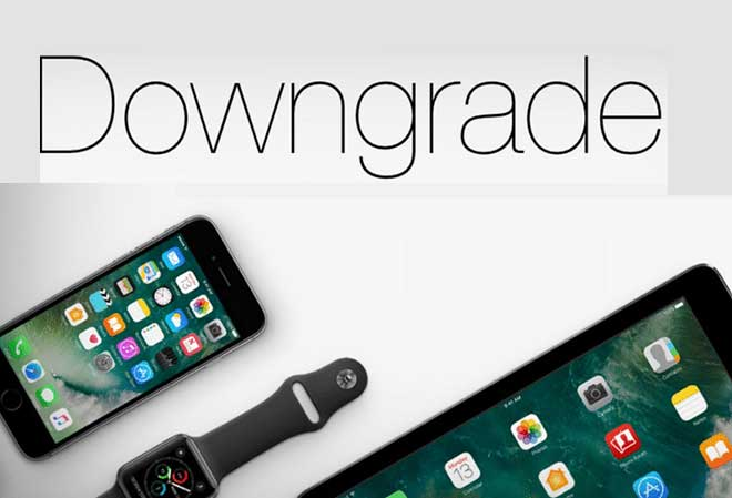 Как понизить версию iOS —