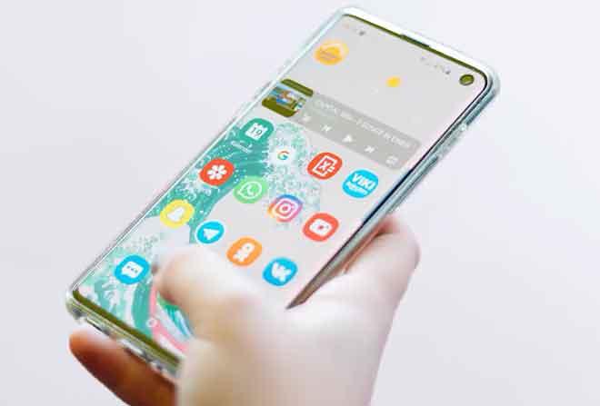 Как настроить цвета экрана телефона Android