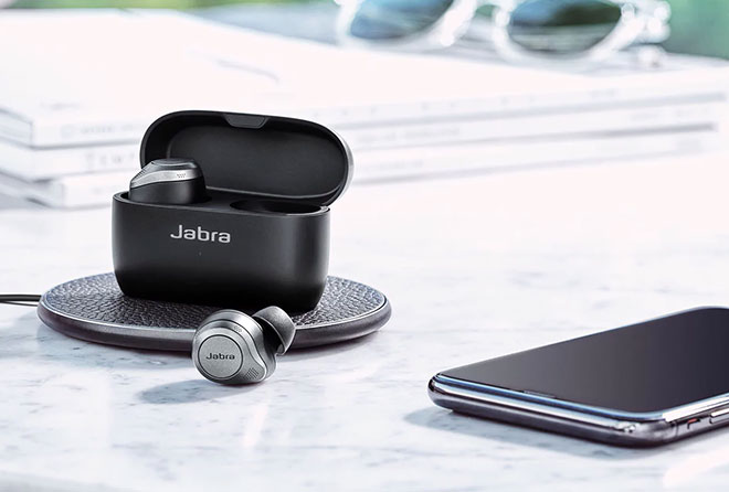 Как подключить Jabra Elite 85t к ноутбукам, iPhone и MacBook