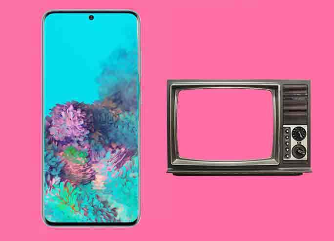 Как подключить Samsung Galaxy S21, S21 +, S21 Ultra к телевизору