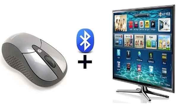 Как подключить мышку к телевизору?