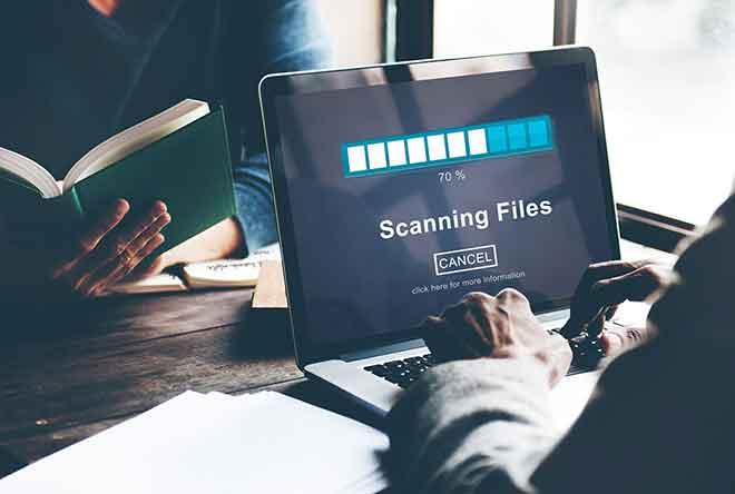 Как отсканировать несколько страниц в один PDF-файл