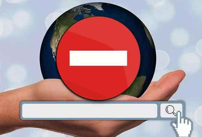 Как заблокировать сайты в Chrome