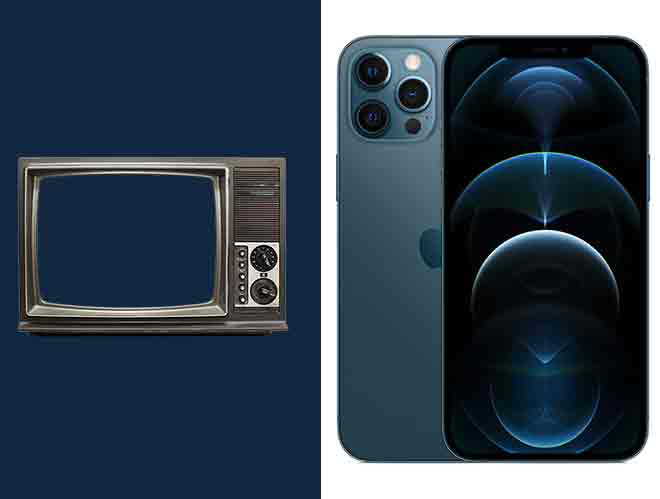 Как подключить iPhone 12/12 mini к телевизору, монитору или проектору