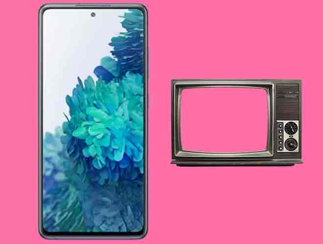 Как подключить Samsung Galaxy S20 FE к телевизору