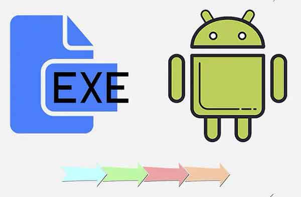 Как конвертировать EXE в APK
