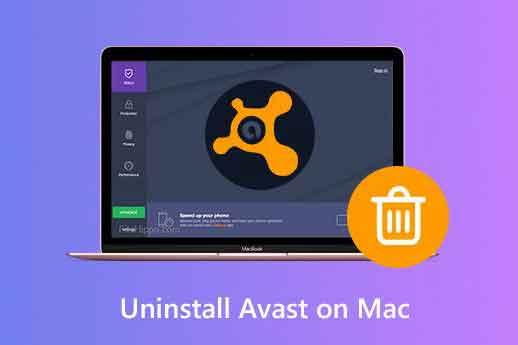 Как полностью удалить Avast на Mac