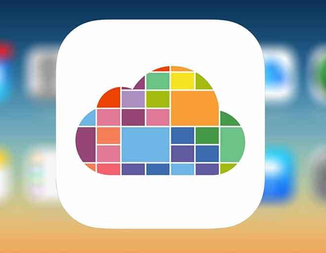 Как удалить все фотографии из iCloud