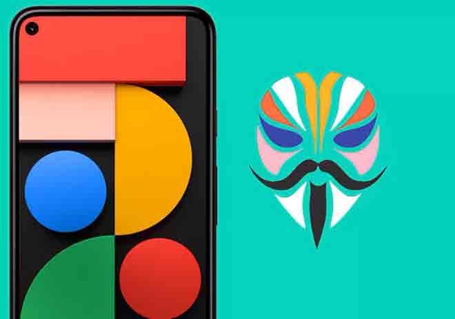 Как получить root права на Google Pixel 5 с помощью Magisk