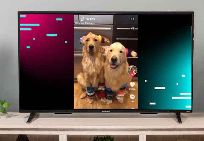 Как смотреть TikToK по телевизору
