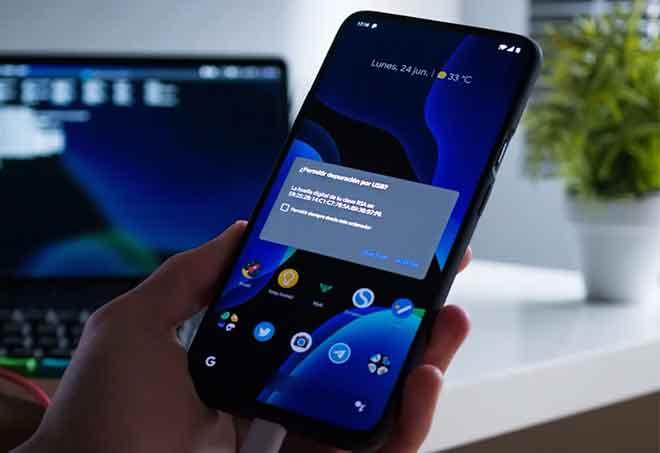 Как установить ROM на Android