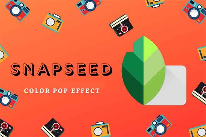 Как инвертировать цвета изображения в Snapseed