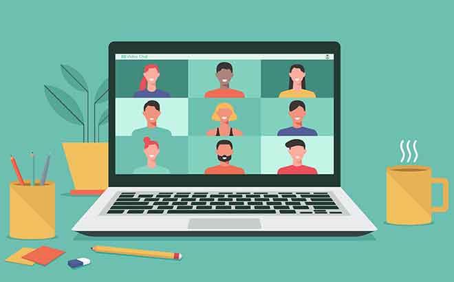 Как показать изображение профиля вместо видео в Zoom Meeting