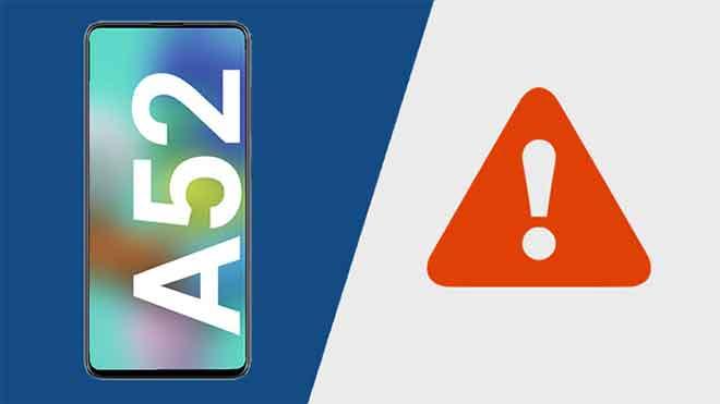 Как исправить зависание Samsung Galaxy A52 в Bootloop
