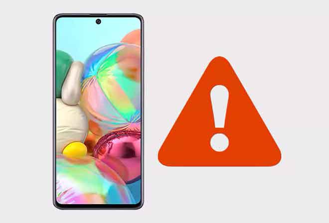 Как исправить зависание Samsung Galaxy A32 5G в Bootloop