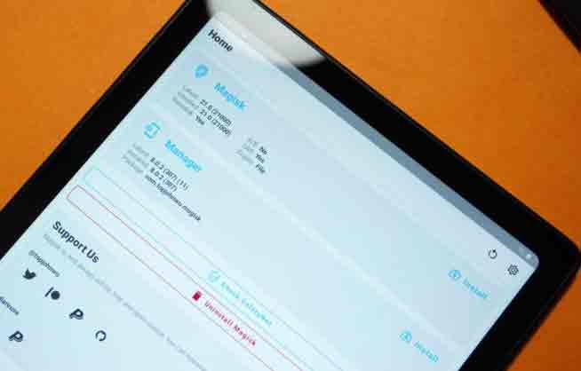 Как сбросить настройки Samsung Galaxy Tab A7 10.4 (2020)