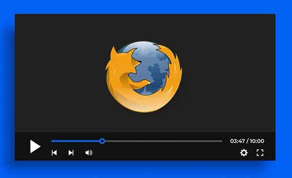 Как исправить Firefox, не воспроизводящий видео