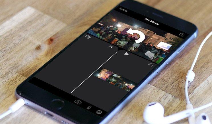 Как повернуть видео на Android