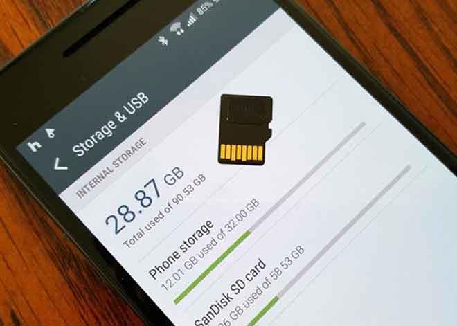 Как переместить приложения Android на SD-карту