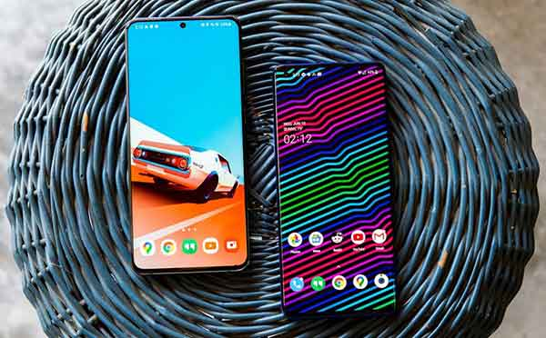 Как перенести контакты с одного телефона Android на другой Android