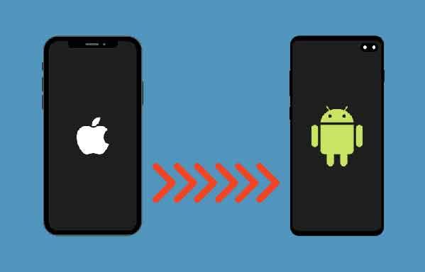Как перенести журналы вызовов и SMS с iPhone на Android