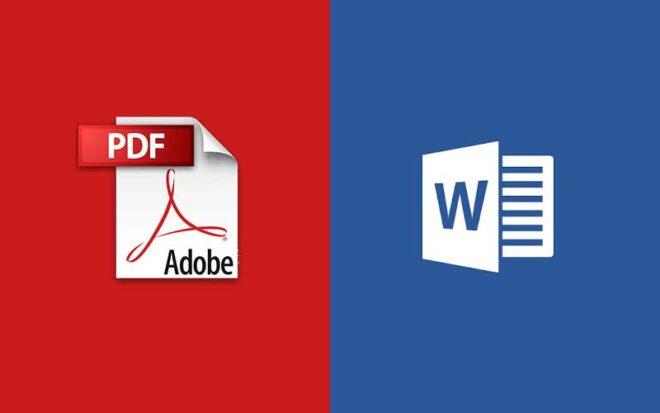 4 способа конвертировать PDF в Word