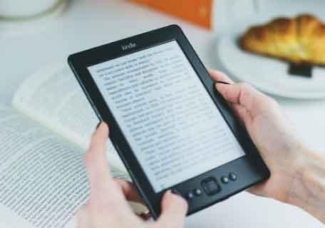 Как найти реальные номера страниц на Kindle