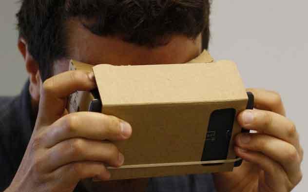Как использовать приложение виртуальной реальности Google Cardboard