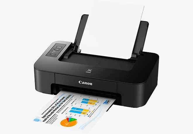 Как настроить принтер Canon на ПК с Windows 10