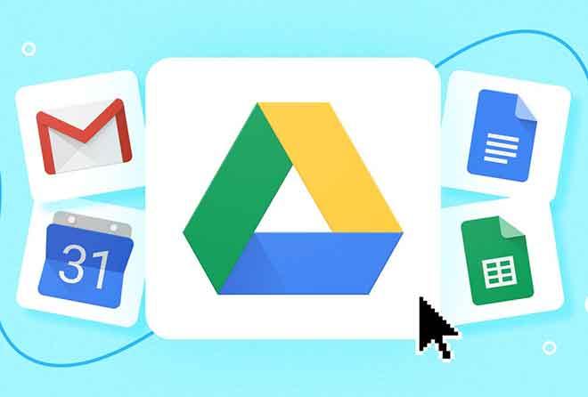 Что происходит, когда вы удаляете файл с Google Диска