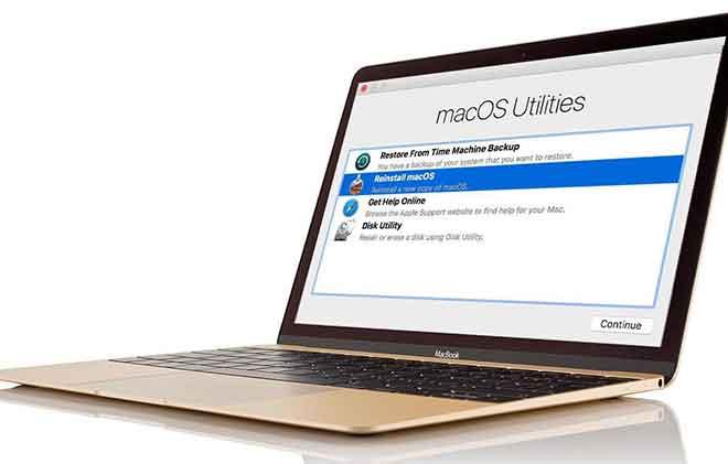 Что делать, если вы не можете запустить Mac в режиме восстановления