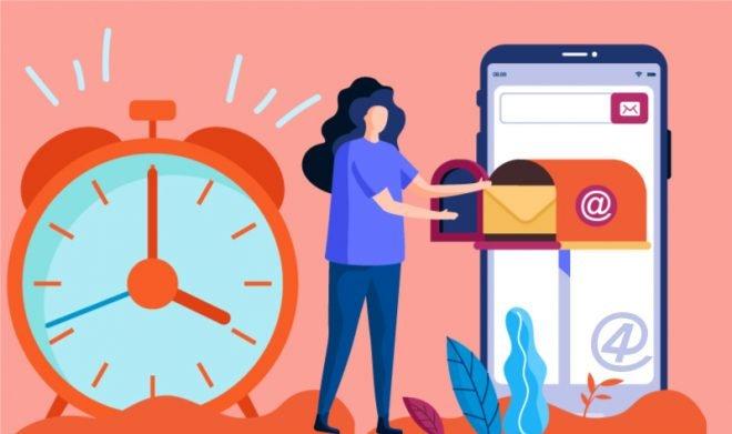 Как создать временную электронную почту —