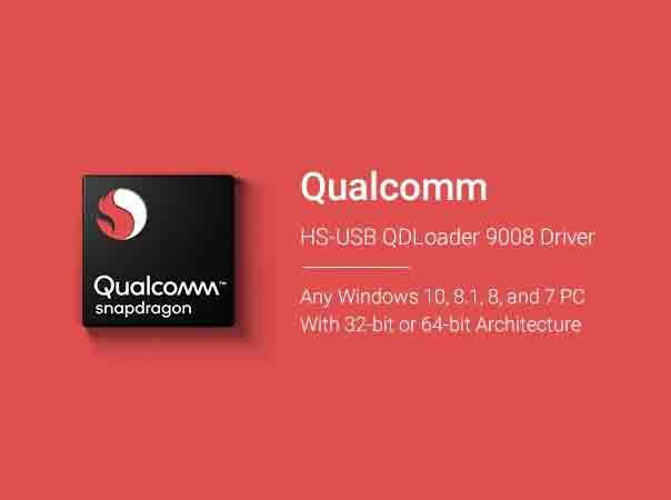 Скачать драйверы Qualcomm HS-USB QDLoader 9008 и как их установить