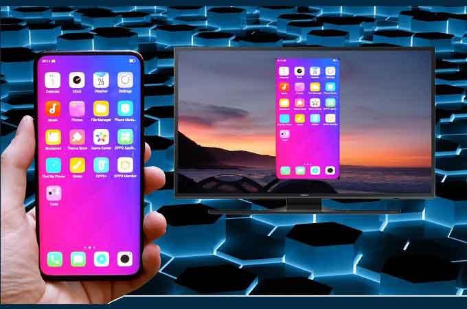 Как отразить экран iPhone на телевизоре Samsung