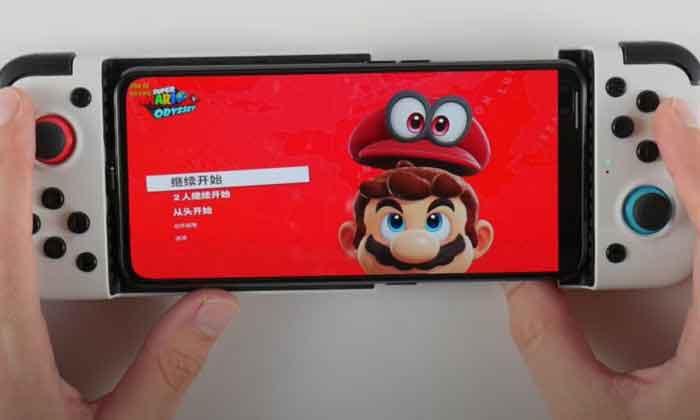 Эмулятор New Nintendo Switch для телефонов Android