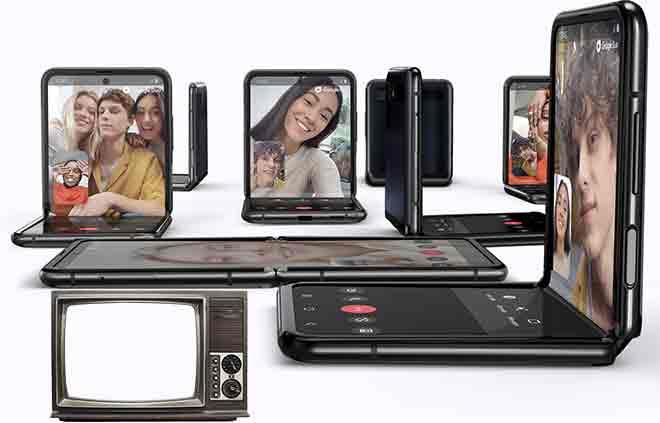 Как подключить Samsung Galaxy Z Fold 2 5G к телевизору