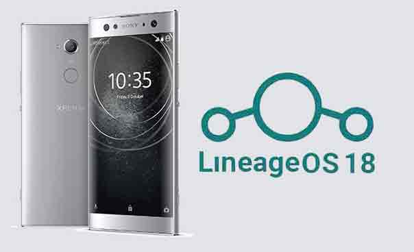 Загрузите и установите Lineage OS 18 на Sony Xperia XA2 Ultra (Android 11)