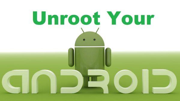 Отключите Android простым способом