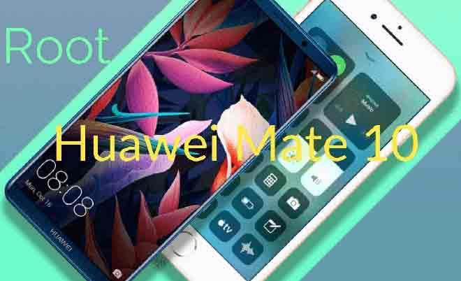 Установите TWRP Recovery и Root Huawei Mate 10 Pro