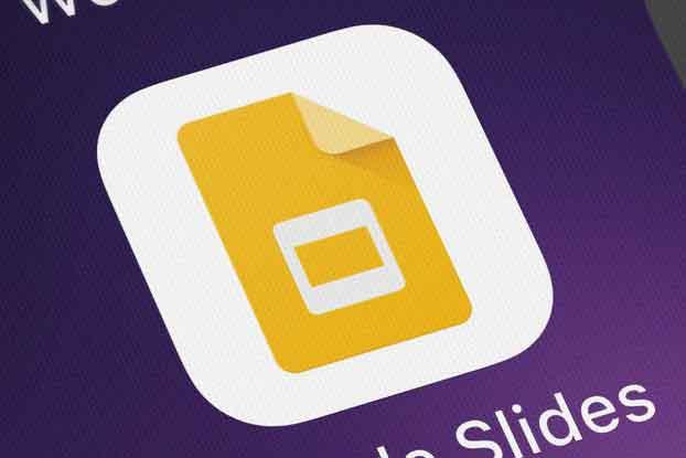 Как вставить GIF в Google Slides