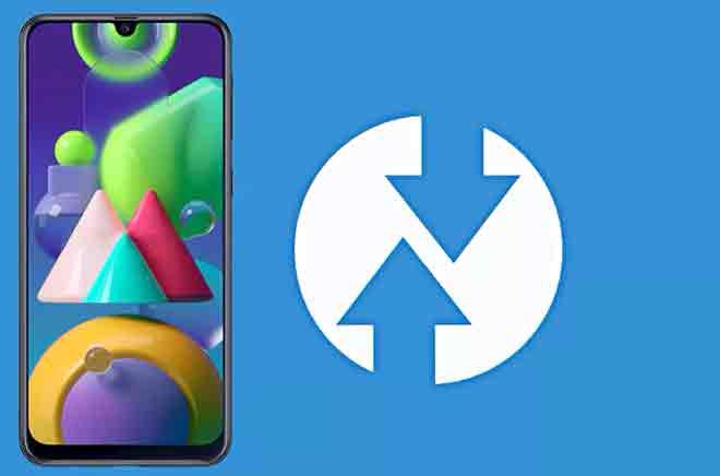 Установите TWRP Recovery на Samsung Galaxy M21 (SM-M215F)