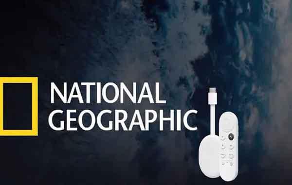 Как установить и смотреть National Geographic по телевизору через Chromecast