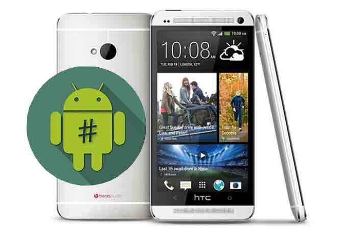 Установите TWRP Recovery и рутируйте HTC One M7 (все варианты)